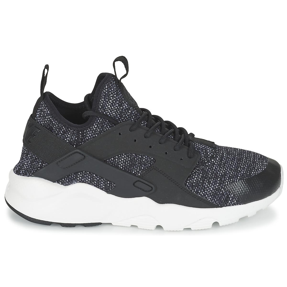 Nike Synthetic Air Huarache Run Ultra Br Shoes (trainers) in Black for Men