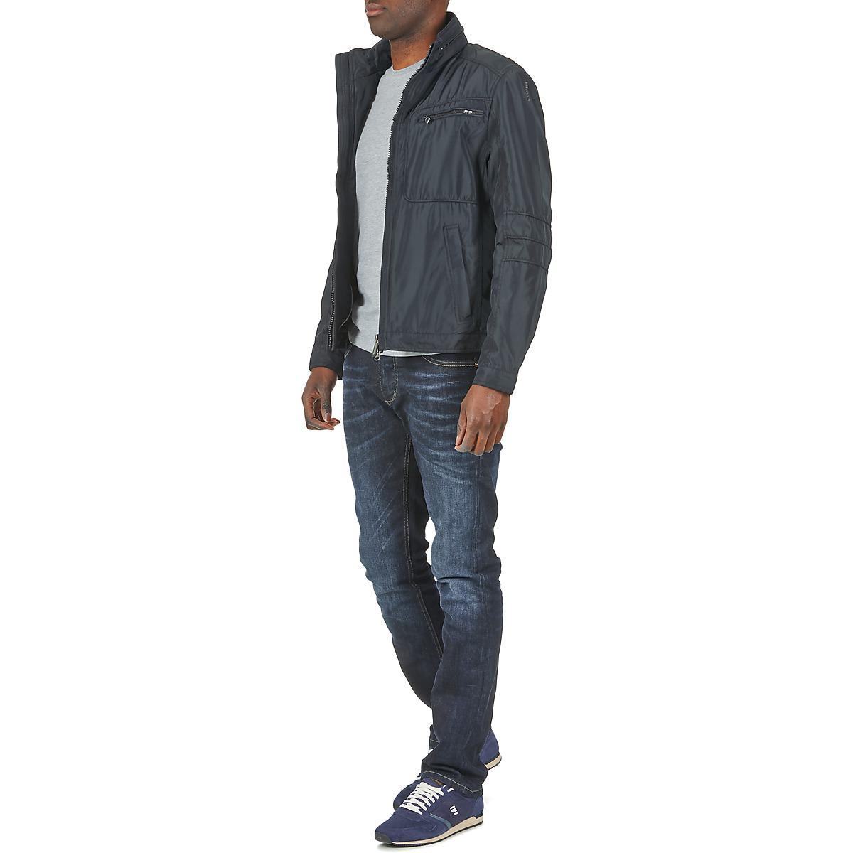 Geox Semma Jacket in Black for Men
