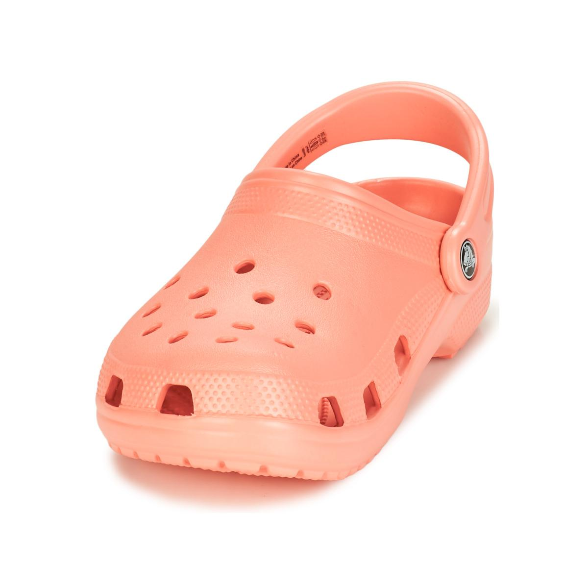 335eb2e72 Crocs™ Classic Clogs (shoes) in Pink - Lyst