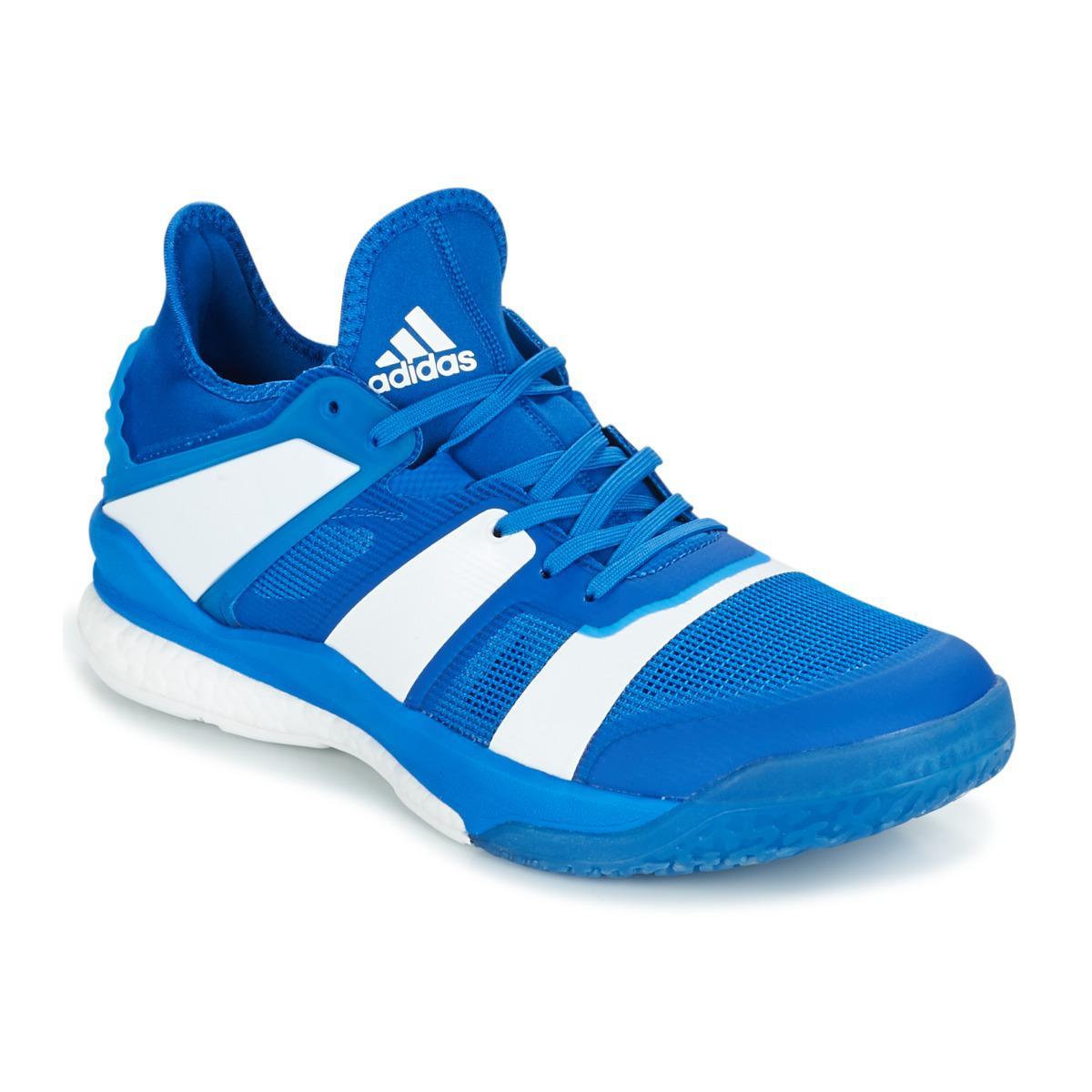 online retailer 57390 59a94 adidas Stabil X Indoor Sports Trainers (shoes) in Blue for M