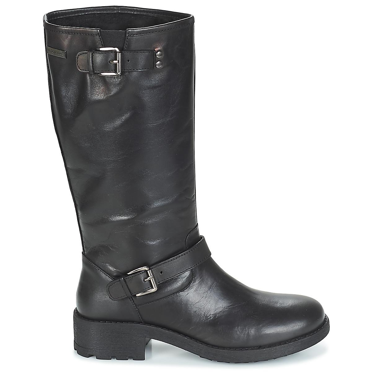 Les Tropéziennes Par M Belarbi Laura High Boots in Black