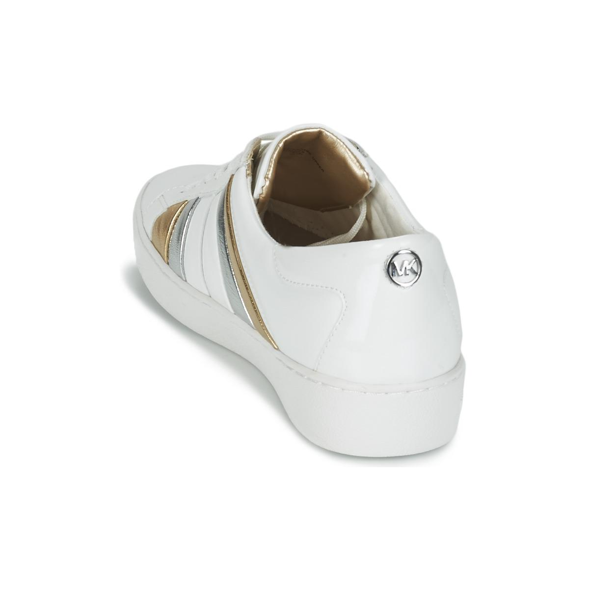 MICHAEL Michael Kors Conrad Sneaker Shoes (trainers) in White