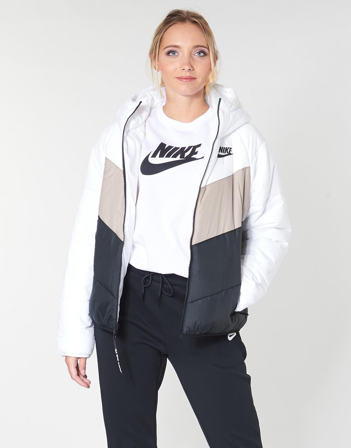 best sneakers best place best cheap W Nsw Wr Syn Fill Jkt Hd Women's Jacket In Multicolour
