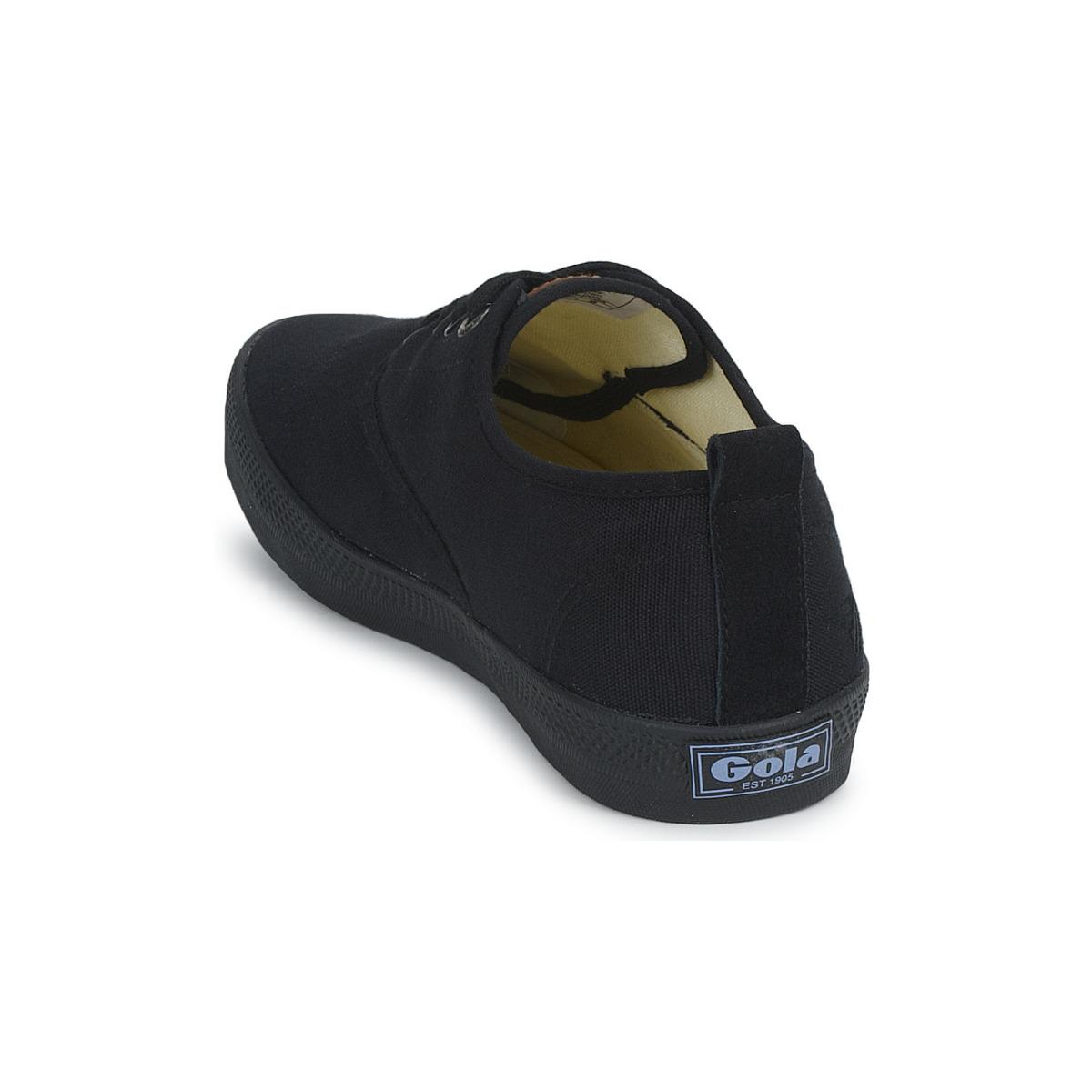 Gola Falcon Shoes (trainers) in Black for Men