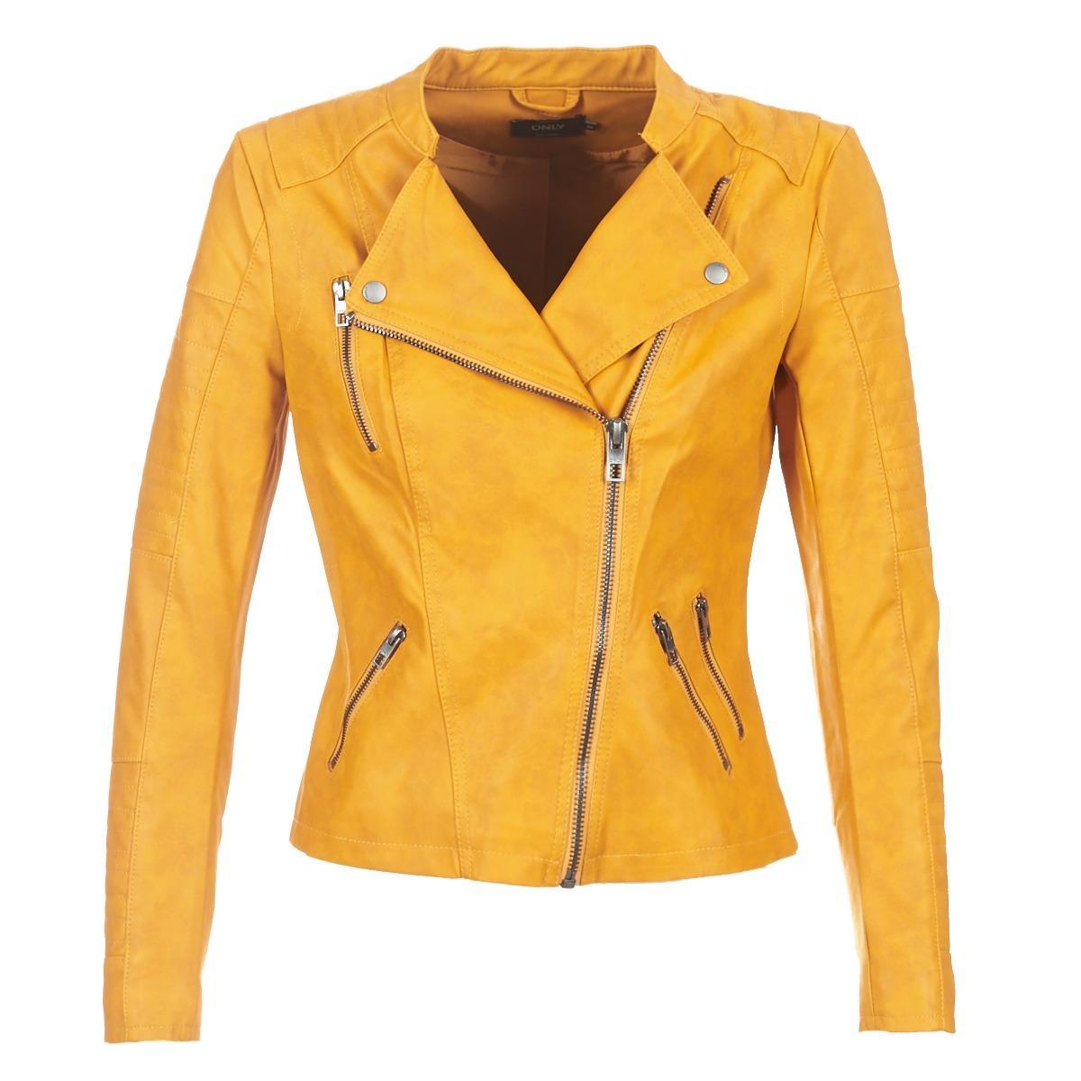 Only Jackets Woman Flora Faux Leather Biker 15167865