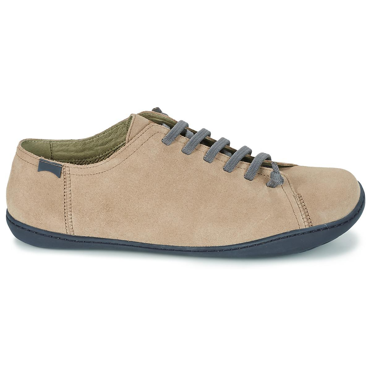 Camper Peu Camo Shoes in Beige (Natural) for Men