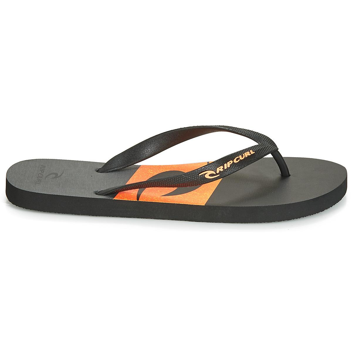 3f24dfb63d765 Rip Curl - Orange Flyer Flip Flops   Sandals (shoes) for Men - Lyst. View  fullscreen