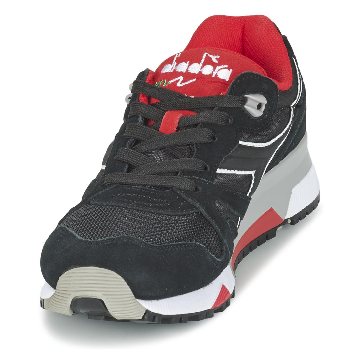 Diadora Synthetic N9000 Nylon Ii Shoes (trainers) in Black