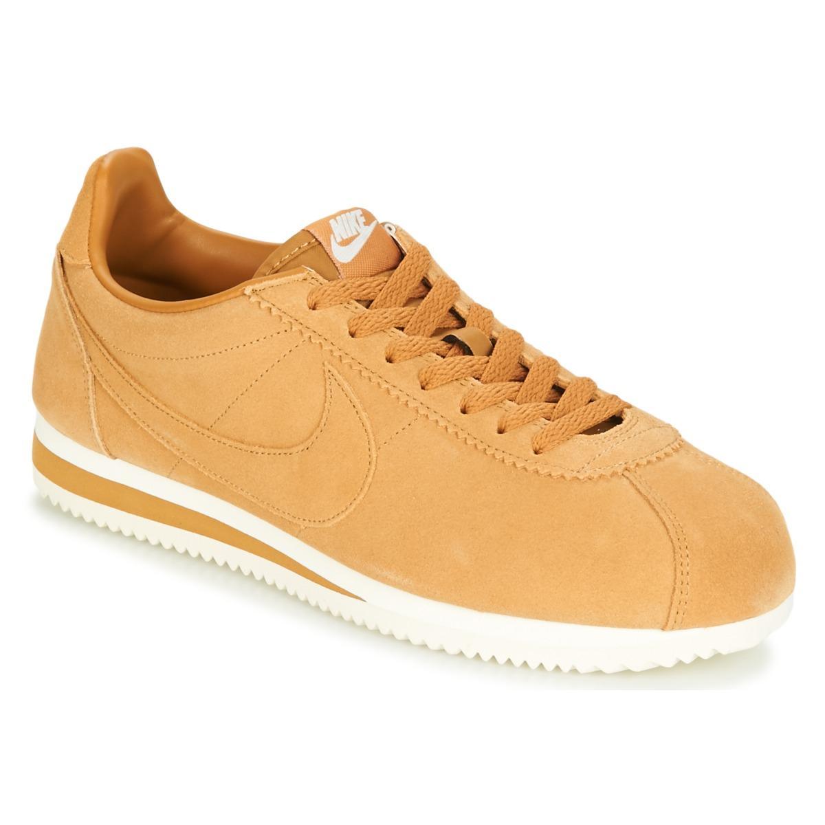 detailed pictures 855c6 6a0e2 Nike. Men s Brown Classic Cortez Se Shoes (trainers)
