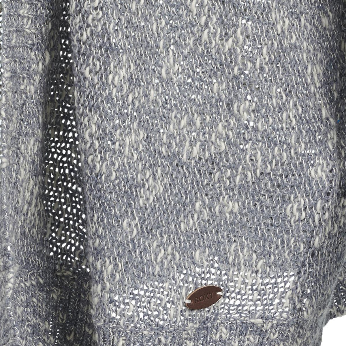 Roxy Cotton Sunset Cardi Cardigans in Grey (Grey)
