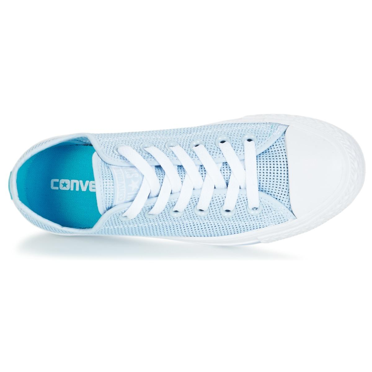 Converse Chuck Taylor All Star - Ox Shoes (trainers) in Blue