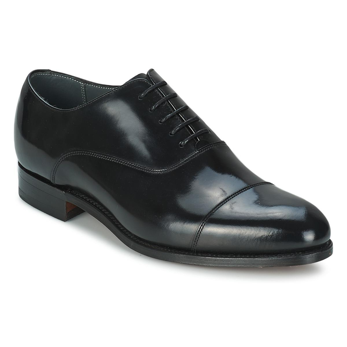 69da2ac8d475e Barker Winsford Smart / Formal Shoes in Black for Men - Save ...