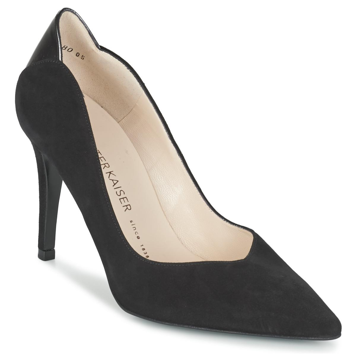 separation shoes ff1b2 3bfff Peter Kaiser Dusan Court Shoes in Black - Lyst