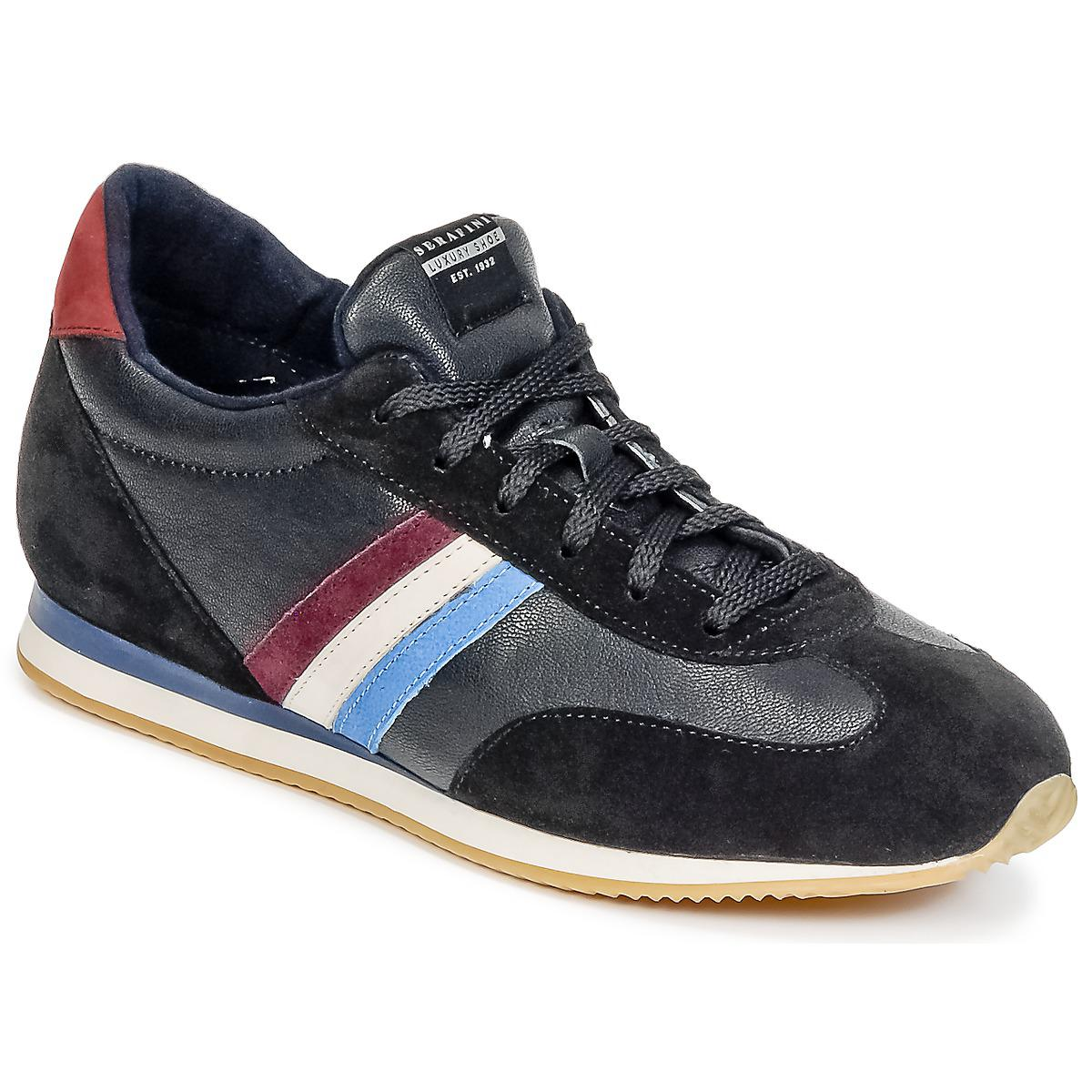 ee4c8351dcd2 Serafini Roma Shoes (high-top Trainers) in Black for Men - Lyst