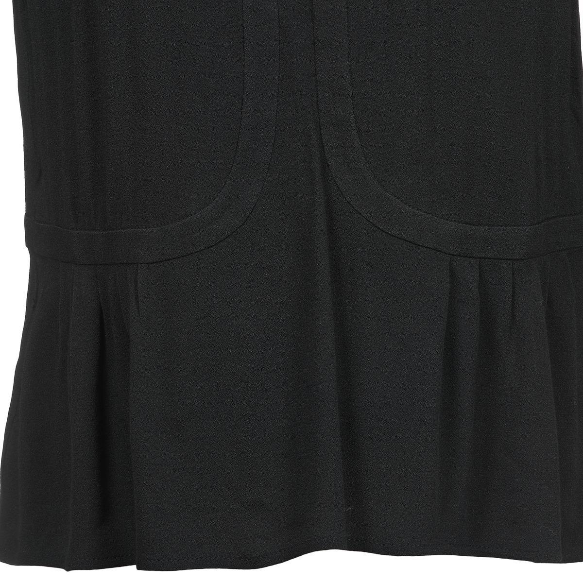 See U Soon Cabriou Blouse in Black - Save 12%