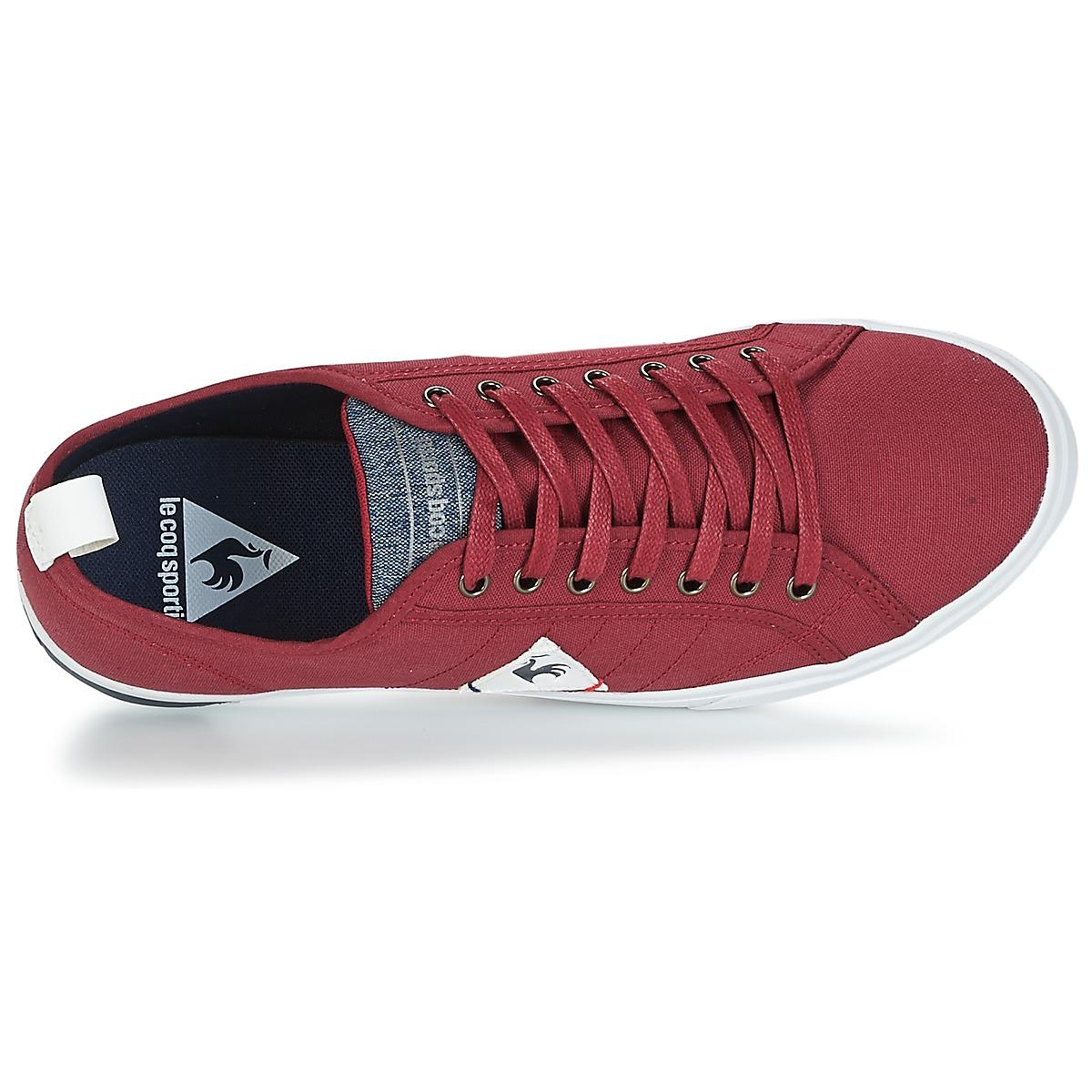 Le Coq Sportif Ares Cvs Shoes (trainers) in Red for Men