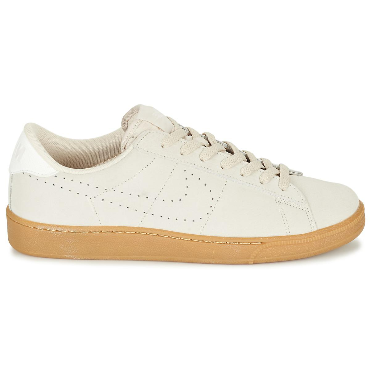 Nike Tennis Classic Cs Suede Shoes (trainers) in Beige (Natural) for Men