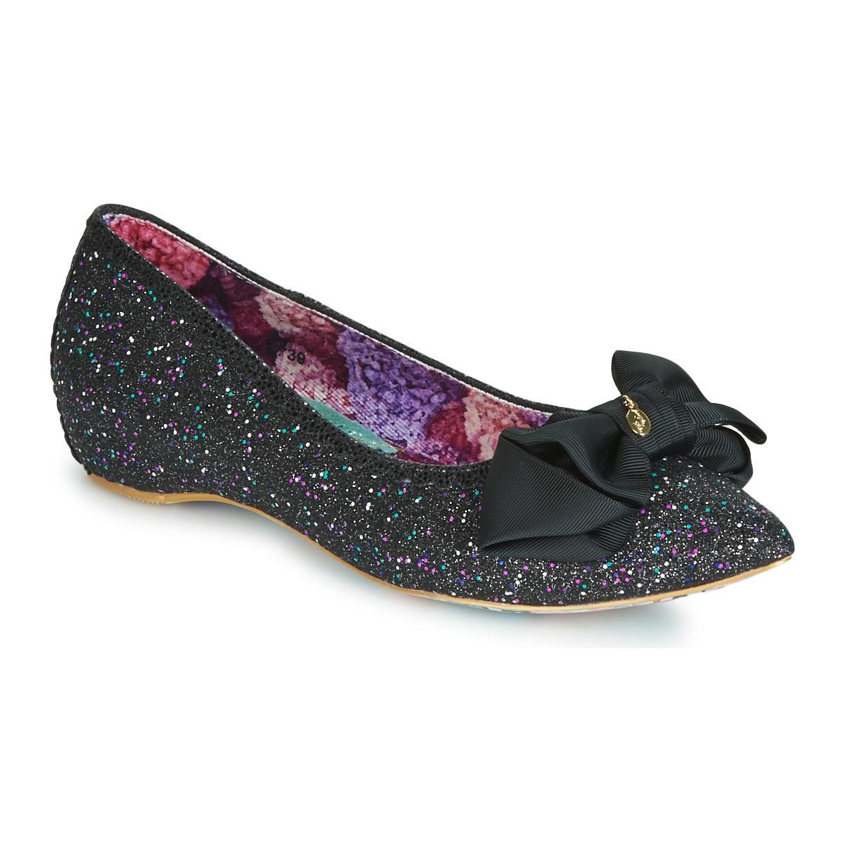 Low Heel Shoes M Irregular Choice Sulu Purple Slip On Flat