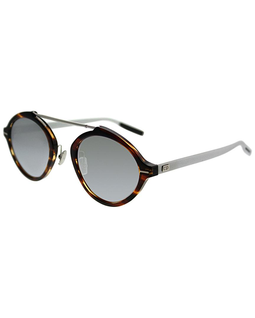11417a10ff Lyst - Dior Unisex Cd System 49mm Sunglasses in Black