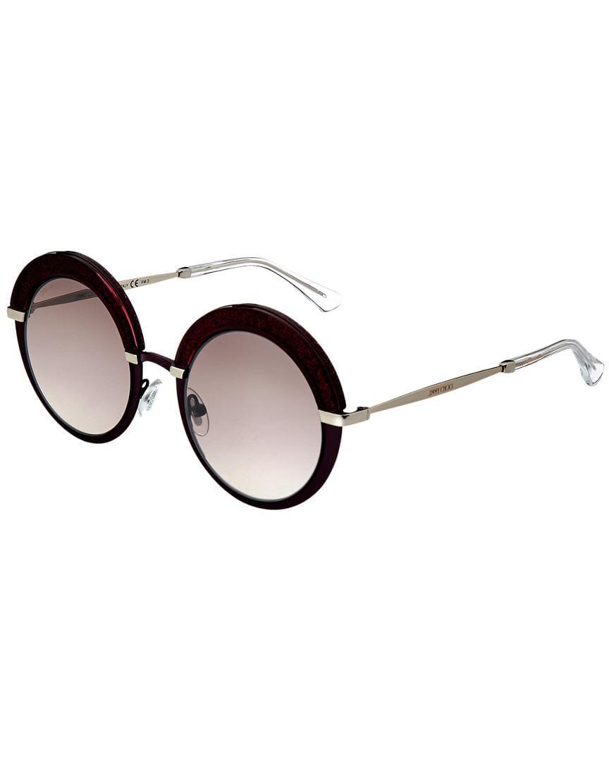 c8039e03ab2 Jimmy Choo. Women s Gotha 50mm Sunglasses