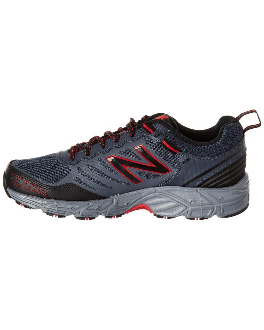 Lonoke Trail-running Shoe in Grey