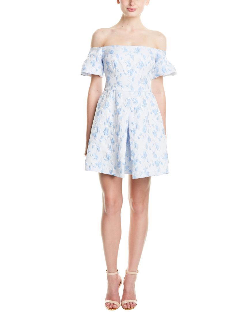 08c3bf06578d Lyst - Cynthia Rowley A-line Dress in Blue