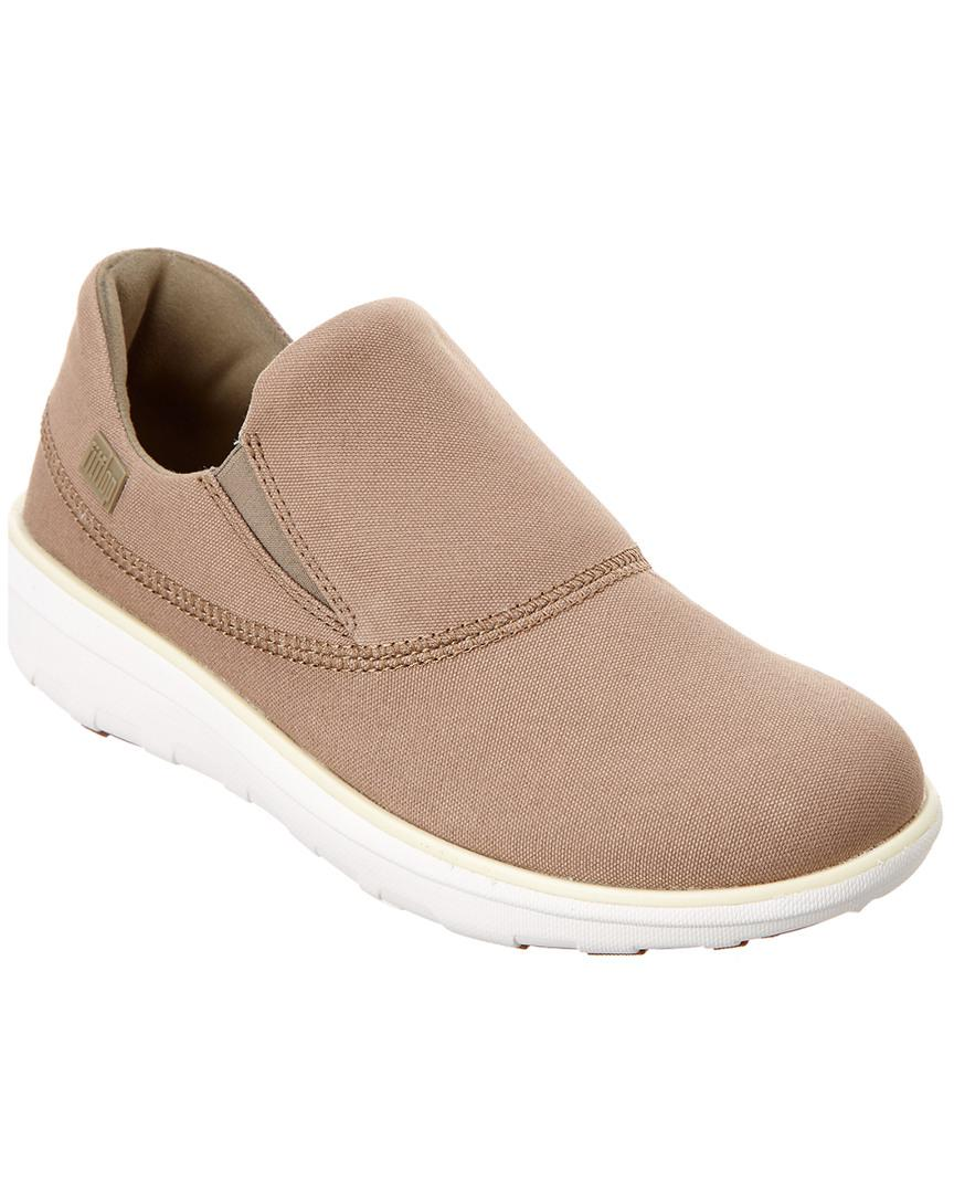 a0b4700f9f5 Fitflop. Women s Loaff Sporty Slip-on Sneaker