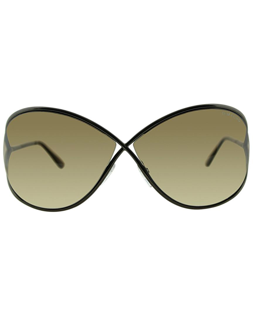 Tom Ford Women's Miranda Sunglasses in Brown