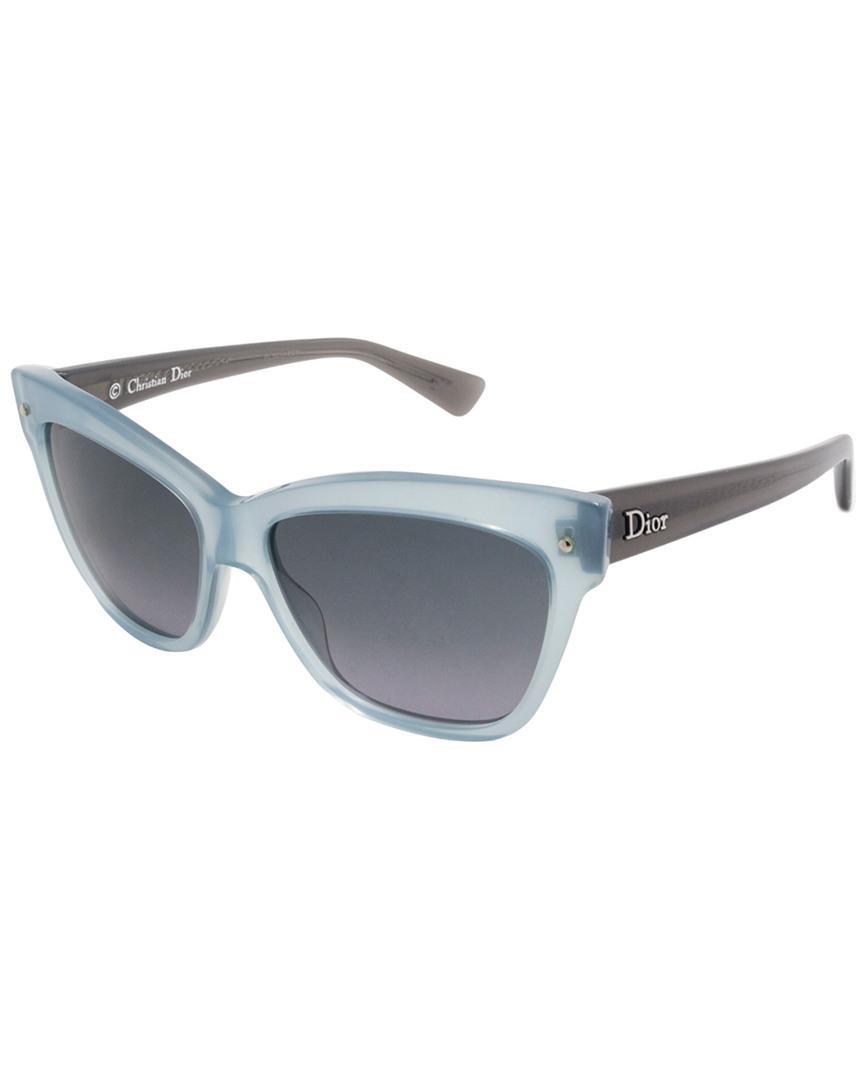 5a309f81910a6 ... Dior Jupon2 55mm Sunglasses - Lyst. View fullscreen