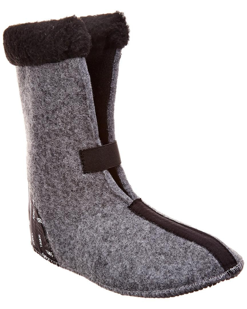 Sorel Boot Liners >> Men S Gray Boot Liner