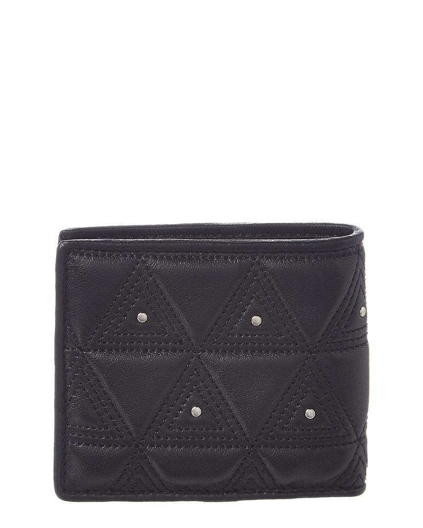 Mens Black Medusa Leather Bifold Wallet  size 7 0d98a cbe8f Versace Palazzo  Leather Bifold Wallet in Black for Men - Lys ... 259515b969