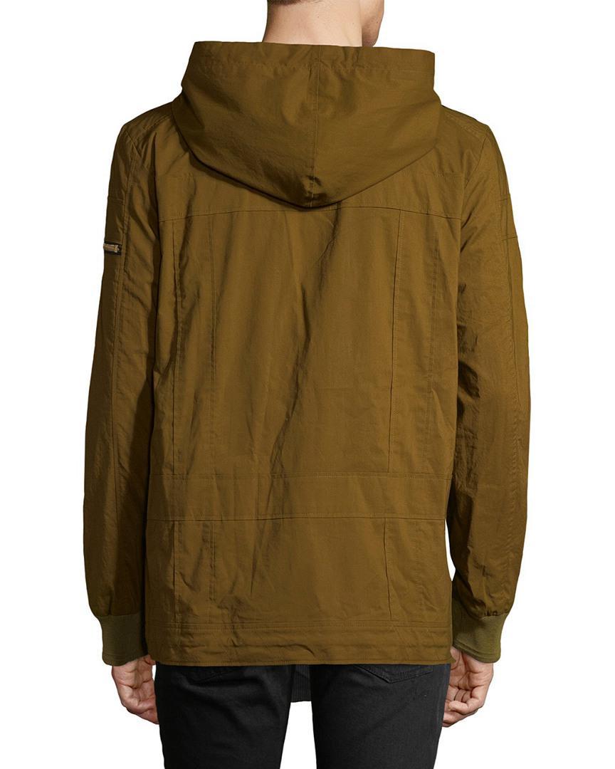 Balmain Jacket in Khaki (Green) for Men