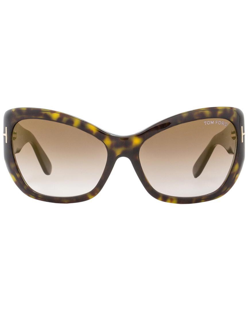 Tom Ford Women's Corrine 58mm Sunglasses