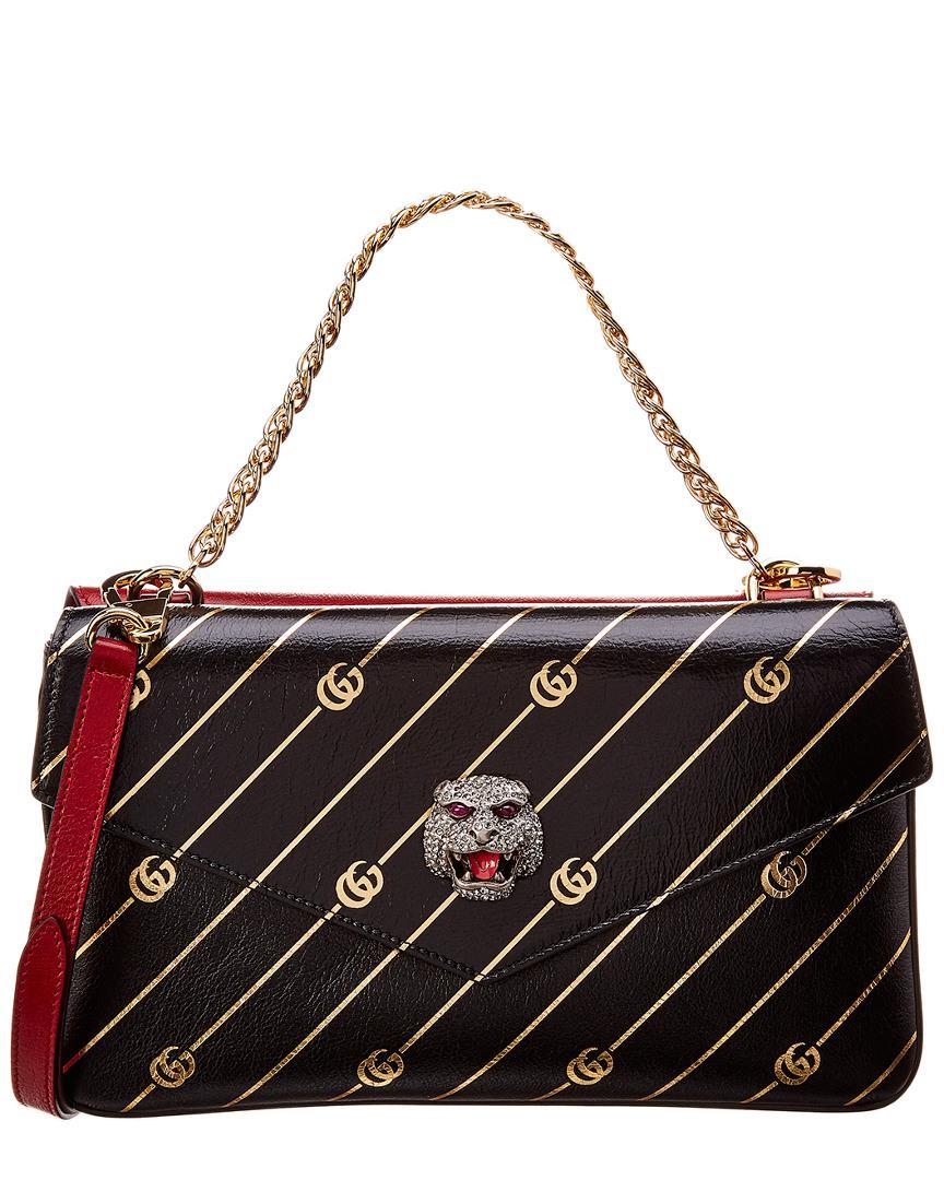 Gucci. Women s Medium Double Leather Shoulder Bag 92648cd274011
