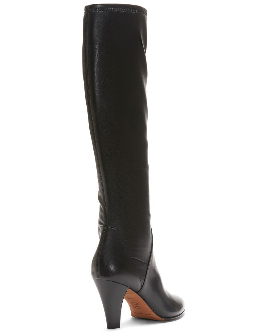 Donald J Pliner Donald J Pliner Tessa Leather Boot in Black