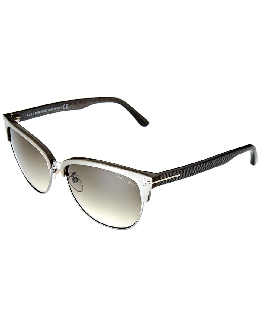 6d987dad59 Tom Ford - Multicolor Ft036 59mm Sunglasses - Lyst. View fullscreen