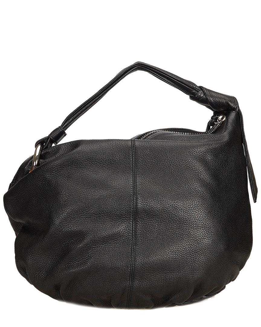 fa85cba228 Gucci Black Leather Jungle Shoulder Bag in Black - Lyst
