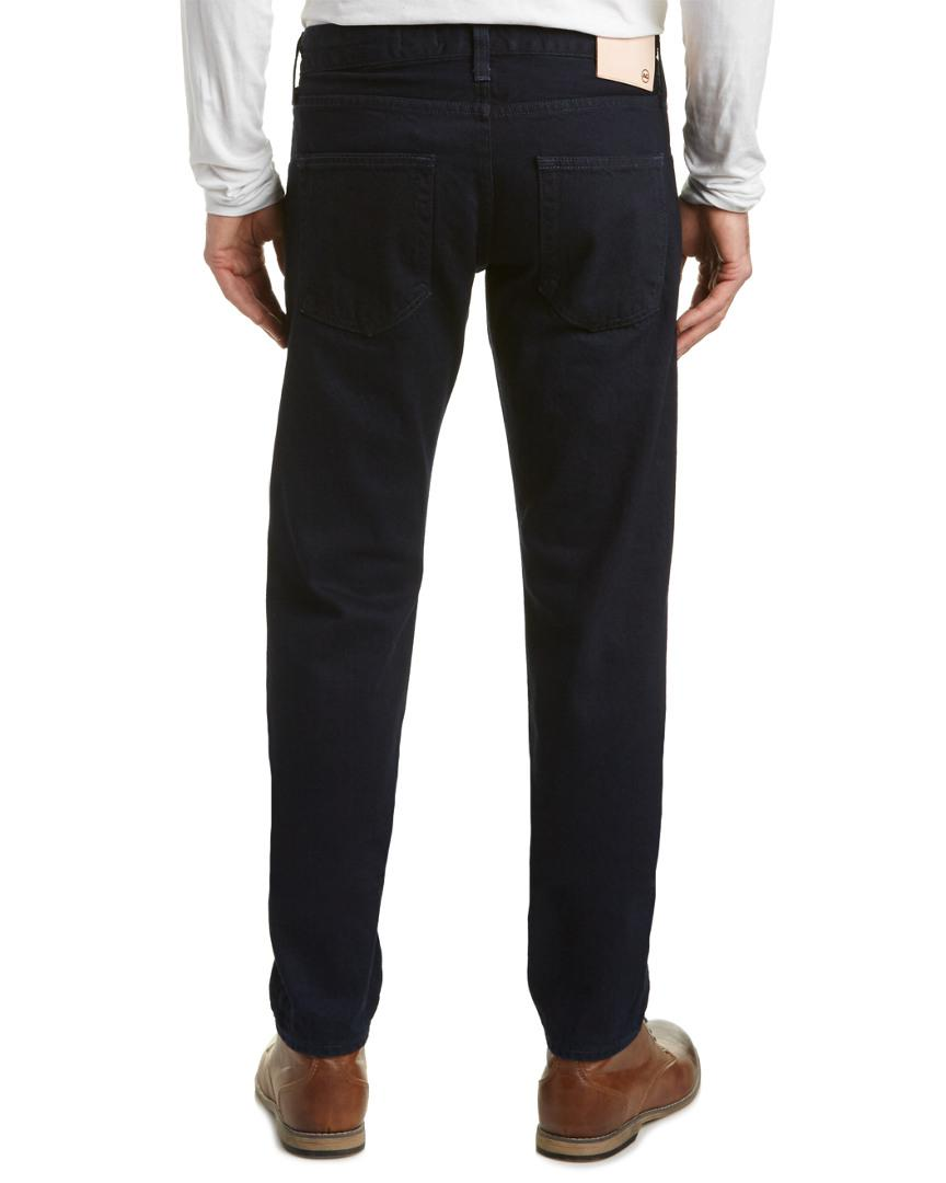 AG Jeans Cotton The Nomad Intent Modern Slim Fit in Blue for Men