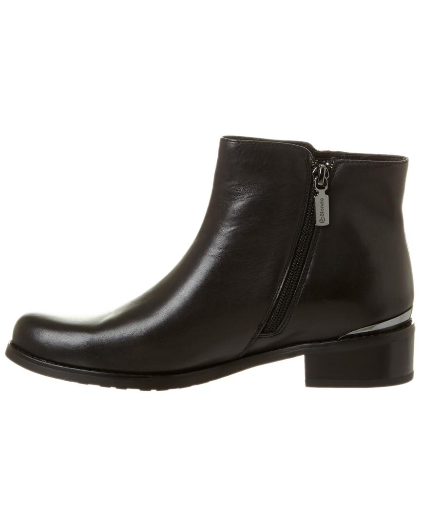 Blondo Women's Visha Waterproof Leather Boot in Black