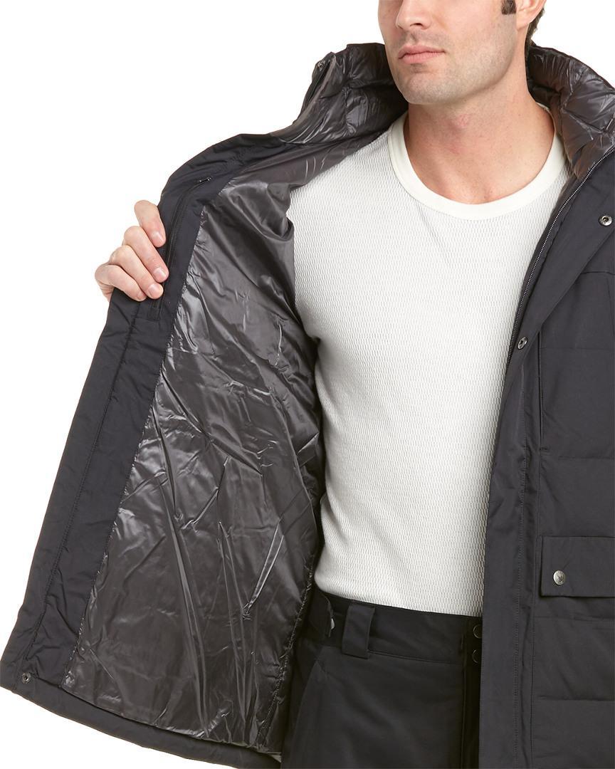 Spyder Mens Garrison Down Jacket
