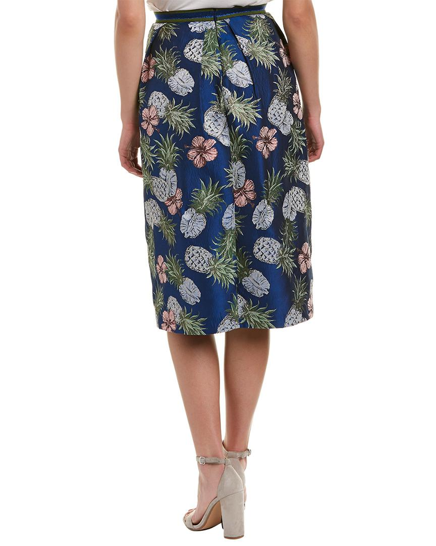 bcb8d34e49 Pinko Simonne 1 Skirt in Blue - Save 28% - Lyst