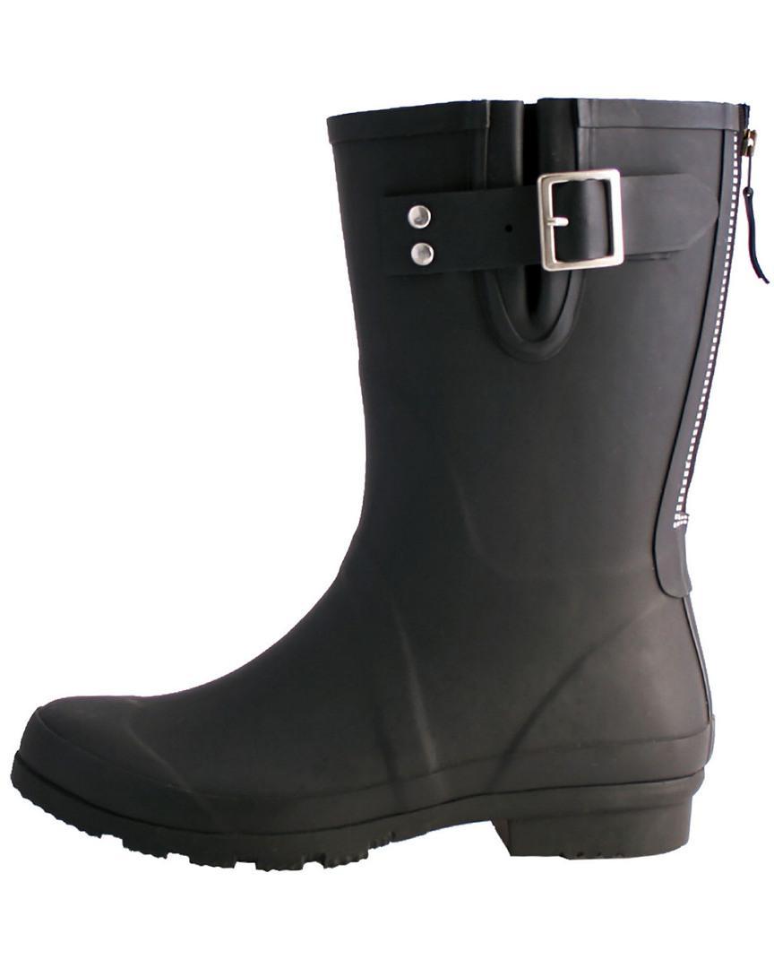 Nomad Rubber Darci Rain Boot in Black