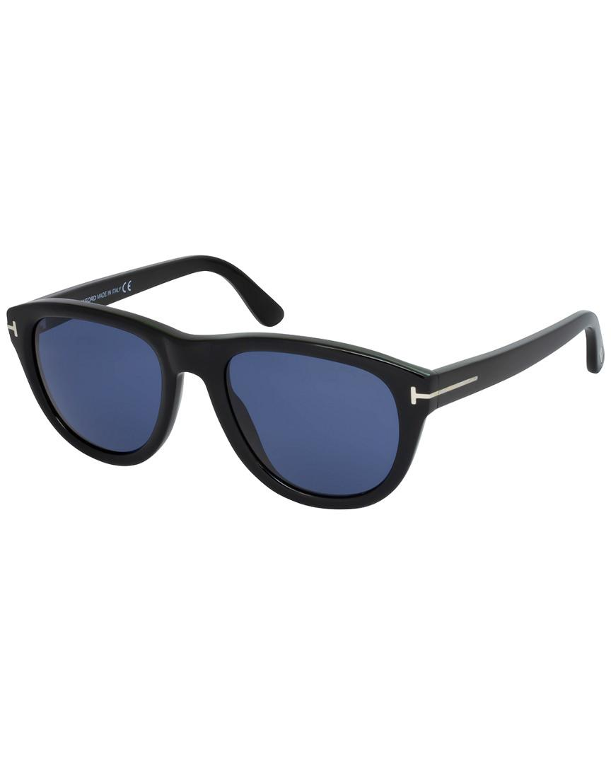 06ab29a62af8 Lyst - Tom Ford Ft0520-f 53mm Sunglasses in Blue