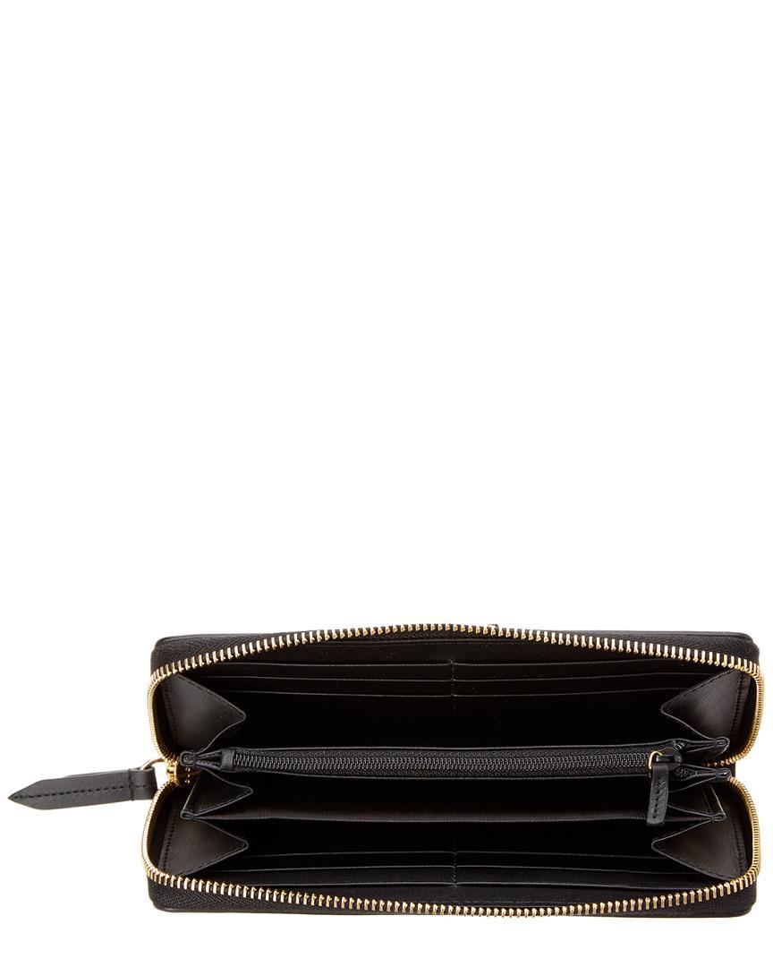 3b6e991f9a2c54 Gallery. Previously sold at: Rue La La · Women's Zip Around Wallets Women's  Patent Leather ...