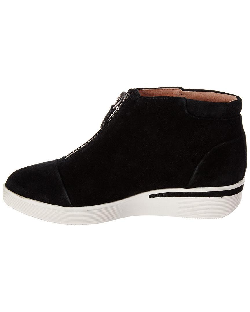 Hazel-Fay Suede High-Top Sneaker Gentle Souls OgfqWKcIx