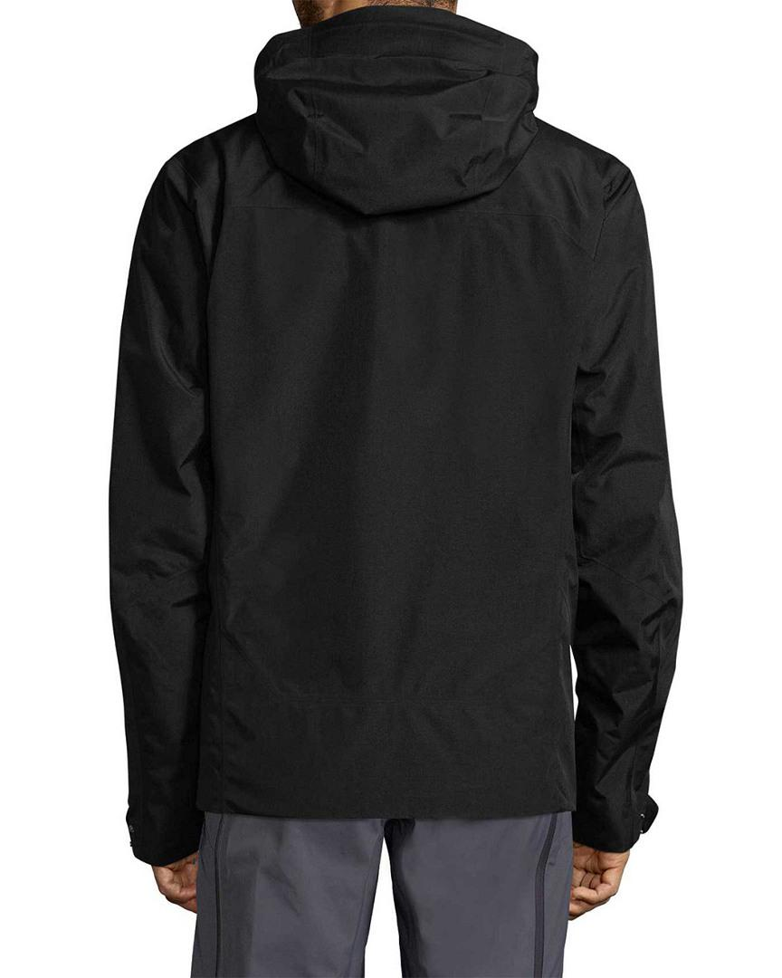 Arc'teryx Ames Solid Jacket in Black for Men