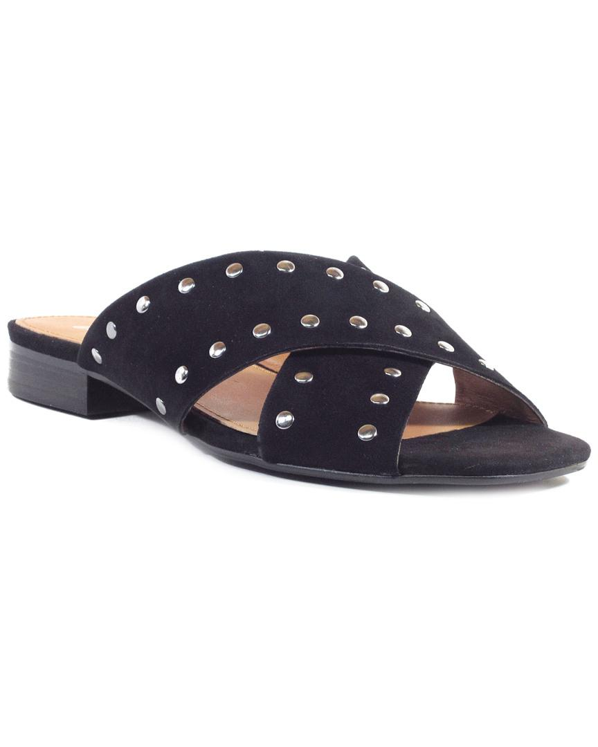 34e054d02 Chelsea Crew - Black Olympia Suede Sandal - Lyst. View fullscreen