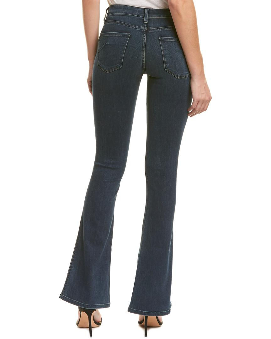 James Jeans Synthetic Nuboot Cult Classic Bootcut in Blue