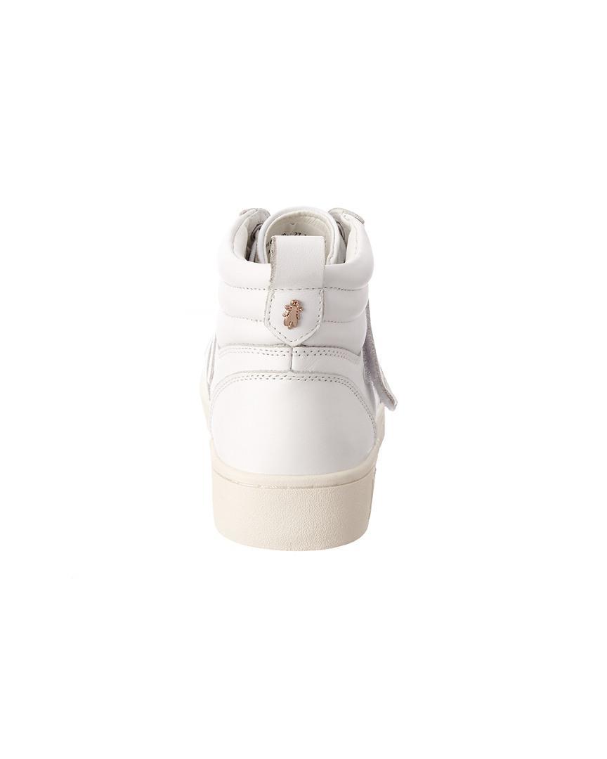 Fly London Mida Hi-top Sneaker in White