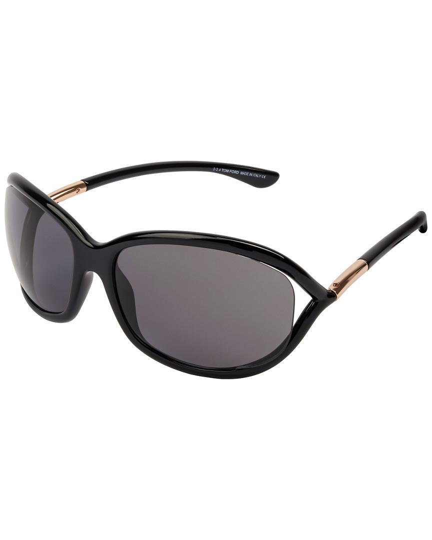 f8f669781821 Lyst - Tom Ford Jennifer 61mm Polarized Sunglasses in Black